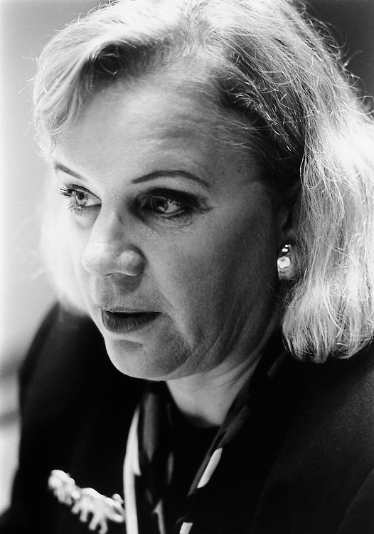Susan Brooks (California). August 1994 (Photo by Maureen Keating/CQ Roll Call)
