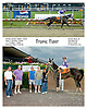 Tropic Tiger winning at Delaware Park on 6/30/09