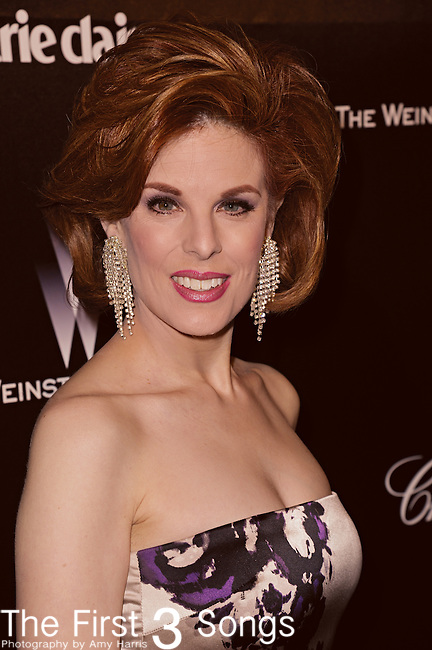 Kat Kramer attends the 2012 Weinstein Company Golden Globes After Party at The Beverly Hilton Hotel in Beverly Hills, CA on January 15, 2012.