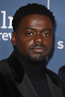 Daniel Kaluuya<br /> arriving for the 2018 IWC Schaffhausen Gala Dinner in Honour of the BFI at the Electric Light Station, London<br /> <br /> ©Ash Knotek  D3437  09/10/2018