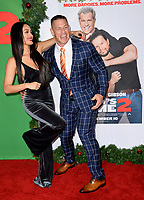 John Cena &amp; Nikki Bella at the premiere for &quot;Daddy's Home 2&quot; at the Regency Village Theatre, Westwood. Los Angeles, USA 05 November  2017<br /> Picture: Paul Smith/Featureflash/SilverHub 0208 004 5359 sales@silverhubmedia.com