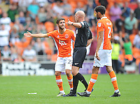 160827 Blackpool v Plymouth Argyle