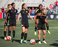 USWNT Training, September 19, 2015