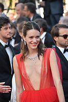 CANNES, FRANCE. May 25, 2019: Stacy Martin at the Closing Gala premiere of the 72nd Festival de Cannes.<br /> Picture: Paul Smith / Featureflash