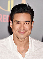 HOLLYWOOD, CA - JUNE 05: Mario Lopez, Courtney Laine Mazza attends the premiere of Disney and Pixar's 'Incredibles 2' at the El Capitan Theatre on June 5, 2018 in Los Angeles, California.<br /> CAP/ROT/TM<br /> &copy;TM/ROT/Capital Pictures