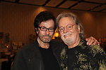 George Chakiris and Russ Tamblyn - West Side Story - at the 14th Annual Mid-Atlantic Nostalgia Convention in Hunt Valley, Maryland (Photo by Sue Coflin/Max Photos)