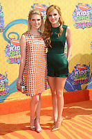 Bella Thorne<br />