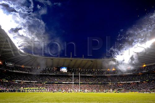 27.12.2010 Aviva Premiership Rugby from Twickenham. Harlequins v London Irish.
