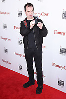 "Kevin Eldon<br /> arriving for the London Film Festival 2017 screening of ""Funny Cow"" at the Vue West End, Leicester Square, London<br /> <br /> <br /> ©Ash Knotek  D3327  09/10/2017"