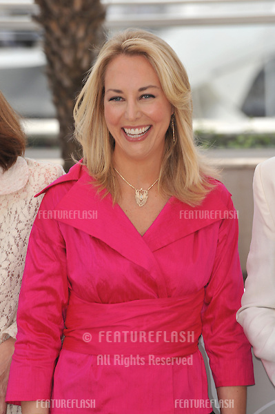 """Valerie Plame Wilson at photocall for """"Countdown to Zero"""" at the 63rd Festival de Cannes..May 16, 2010  Cannes, France.Picture: Paul Smith / Featureflash"""