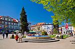 Plac Jana Pawła II w Wadowicach, Polska<br /> John Paul II Square in Wadowice, Poland