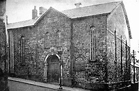 COPY BY TOM BEDFORD<br /> Pictured: An undated picture of Salem Chapel in Merthyr Tydfil.<br /> Re: A cannabis factory with almost 800 plants has been discovered inside an iconic Merthyr Tydfil chapel which was being used by Jehovah's Witnesses.<br /> Unbeknown to nearby residents, the building on Newcastle Street - a prominent landmark in the town since it was built in 1856 - was housing 769 cannabis plants.