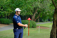 Jon Rahm (ESP) during the Pro-Am at the WGC HSBC Champions 2018, Sheshan Golf Club, Shanghai, China. 24/10/2018.<br />