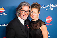 Alberto Cerdan and Carola Tarrago attends to the photocall of the Gala Sida at Palacio de Cibeles in Madrid. November 21, 2016. (ALTERPHOTOS/Borja B.Hojas) //NORTEPHOTO.COM