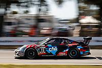 2017 Porsche GT3 Cup USA<br /> Sebring International Raceway, Sebring, FL USA<br /> Friday 17 March 2017<br /> 19, Will Hardeman, GT3P, USA, 2017 Porsche 991<br /> World Copyright: Jake Galstad/LAT Images<br /> ref: Digital Image lat-galstad-SIR-0317-14690