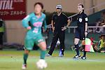 Eiji Mori (Beleza), <br /> SEPTEMBER 3, 2016 - Football / Soccer : <br /> Plenus Nadeshiko League Cup 2016 Division 1 Final match <br /> between NTV Beleza 4-0 Jef Chiba Ladies <br /> at Ajinomoto Field Nishigaoka in Tokyo, Japan. <br /> (Photo by AFLO SPORT)