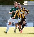 East Fife FC v Hibernian FC 30 July 2014