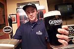 Ray Clavin from Summerhill, who won the Guinness Perfect Pint promotion in John Shaw's Bar in Summerhill..Contact: 087 6175330.Picture: Paul Mohan/Newsfile