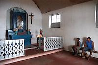 Capela da fazenda Arari.<br /> Cachoeira do Arari, Pará, Brasil.<br /> 08/05/2006<br /> Foto Paulo Santos/Interfoto