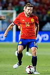Asier Illarramendi of Spain during the friendly match between Spain and Colombia at Nueva Condomina Stadium in Murcia, jun 07, 2017. Spain. (ALTERPHOTOS/Rodrigo Jimenez)