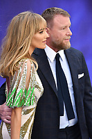 Jacqui Ritchie and Guy Ritchie attend live-action remake of the hit Disney animated film Aladdin, at Odeon Luxe Leicester Square<br /> <br /> CAP/JOR<br /> &copy;JOR/Capital Pictures