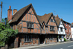 The Old Manor House restaurant, Palmerston Rd, Romsey, Hampshire, England