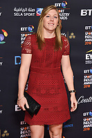 Heather Knight<br /> arriving for the BT Sport Industry Awards 2018 at the Battersea Evolution, London<br /> <br /> ©Ash Knotek  D3399  26/04/2018