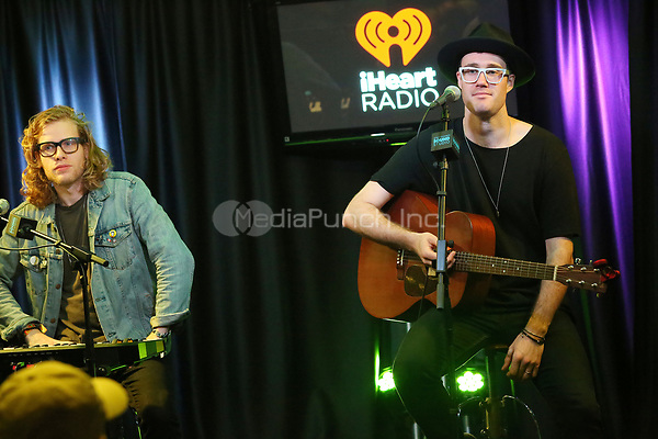 BALA CYNWYD, PA -OCTOBER 10 : Bob Moses visit Radio 104.5 performance studio in Bala Cynwyd, Pa on October 10, 2018 Credit: Star Shooter/MediaPunch