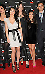 Kris Jenner,Kim Kardashian,Khloe Kardashian Odom, Kourtney Kardashian & Scott Disick at The Kardashian Charity Knock Out held at The Commerce Casino in Commerce, California on November 03,2009                                                                   Copyright 2009 DVS / RockinExposures