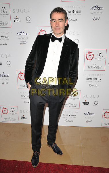 Rufus Norris attends the London Critics' Circle Film Awards 2016, May Fair Hotel, Stratton Street, London, UK, on Sunday 17 January 2016.<br /> CAP/CAN<br /> &copy;CAN/Capital Pictures
