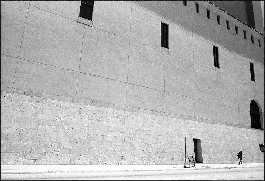 "From ""Walking Downtown"" series<br />