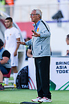 China Head Coach Marcello Lippi reacts during the AFC Asian Cup UAE 2019 Group C match between China (CHN) and Kyrgyz Republic (KGZ) at Khalifa Bin Zayed Stadium on 07 January 2019 in Al Ain, United Arab Emirates. Photo by Marcio Rodrigo Machado / Power Sport Images