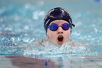 Picture by Richard Blaxall/SWpix.com - 14/04/2018 - Swimming - EFDS National Junior Para Swimming Champs - The Quays, Southampton, England - Fern Sneddon of RTW Monson in action during the Women's Open 100m Breaststroke
