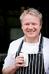 Andy Rae, chef of Mourne Seafood in Belfast