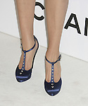 Amber Valletta 's shoes at Chanel's Launch of Highly Anticipated New Concept Boutique on Robertson Boulevard on May 29, 2008 in Los Angeles, California.