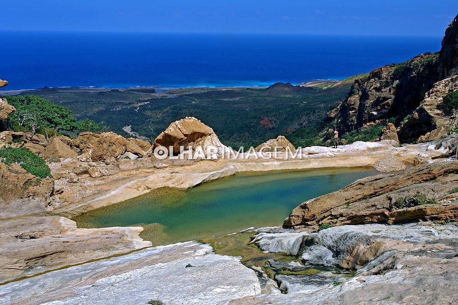 Reserva Homhil na Ilha de Socotra. Yemen. 2008. Foto de Caio Vilela.