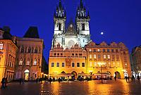 MAR 1 Prague - Old Town Square