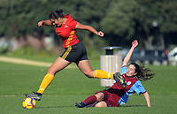190428 Capital Women's Premier League Football - Stop Out v North Wellington