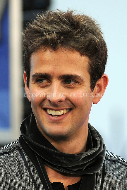 WWW.ACEPIXS.COM . . . . .....September 4, 2008. New York City.....Singer Joey McIntyre of the New Kids on the Block performs on NBC's 'Today Show' on September 4, 2008 in New York City...  ....Please byline: Kristin Callahan - ACEPIXS.COM..... *** ***..Ace Pictures, Inc:  ..Philip Vaughan (646) 769 0430..e-mail: info@acepixs.com..web: http://www.acepixs.com