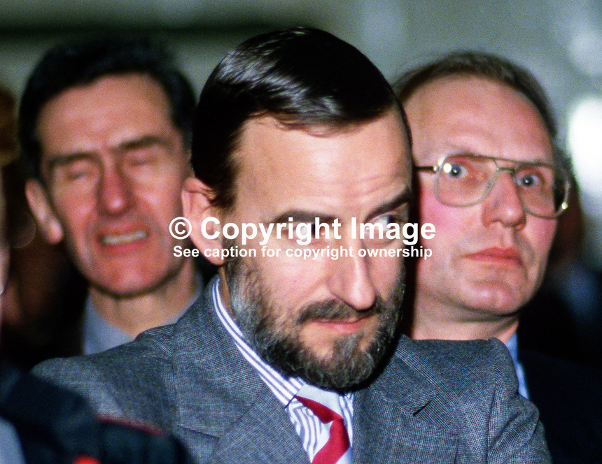 Professor David Harkness, head, modern history department, Queen's University, Belfast, N Ireland, 19860309DH..Copyright Image from Victor Patterson, 54 Dorchester Park, Belfast, UK, BT9 6RJ..Tel: +44 28 9066 1296.Mob: +44 7802 353836.Voicemail +44 20 8816 7153.Skype: victorpattersonbelfast.Email: victorpatterson@mac.com.Email: victorpatterson@ireland.com (back-up)..IMPORTANT: If you wish to use this image or any other of my images please go to www.victorpatterson.com and click on the Terms & Conditions. Then contact me by email or phone with the reference number(s) of the image(s) concerned.
