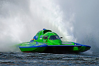 "Brandon Kennedy, GP-25 ""EMS Survivor"" (Grand Prix Hydroplane(s)"