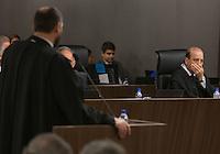 BRASILIA, DF, 07.10.2015 - TCU-CONTAS -  O ministro  Augusto Nardes (D), durante sessão para análise das contas públicas do Governo da presidente Dilma Rousseff de 2014, na sede do Tribunal de Contas da União em Brasilia nesta quarta-feira, 07.(Foto:Ed Ferreira / Brazil Photo Press)