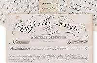 Victorian mystery - Letters from the mysterious 'Tichborne case'  come to light after 147 years