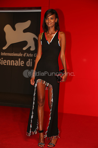 Liya Kebede attendS the premiere of 'Franca: Chaos And Creation' during the 73rd Venice Film Festival at Sala Giardino on September 2, 2016 in Venice, Italy.<br /> CAP/GOL<br /> &copy;GOL/Capital Pictures /MediaPunch ***NORTH AND SOUTH AMERICAS ONLY***