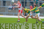 Bryan Sheehan, Kieran O'Leary, Kerry v Derry, Allianz National Football League, 2nd March 2008 at Fitzgerald Stadium, Killarney.   Copyright Kerry's Eye 2008
