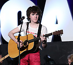 "Brenock O'Connor from ""Sing Street - A Musical"" during the BroadwayCON 2020 First Look at the New York Hilton Midtown Hotel on January 24, 2020 in New York City."