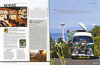 National Geographic Adventure Magazine Sept. 08 Seattle Adventure Towns