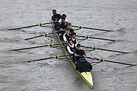 Crew: 176   St Pauls School Boat Club   School second J15 8<br /> <br /> Schools' Head of the River 2018<br /> <br /> To purchase this photo, or to see pricing information for Prints and Downloads, click the blue 'Add to Cart' button at the top-right of the page.