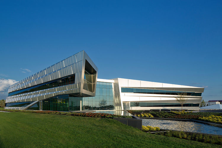 The Connor Group Corporate Headquarters | Moody Nolan, The Connor Group,  Messer Construction Co