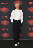 Matthew Modine at the premiere for Netflix's &quot;Stranger Things 2&quot; at the Westwood Village Theatre. Los Angeles, USA 26 October  2017<br /> Picture: Paul Smith/Featureflash/SilverHub 0208 004 5359 sales@silverhubmedia.com